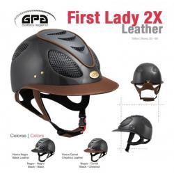 Casco Gpa First Lady Carbon 2x