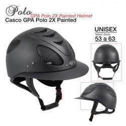 Casco Gpa Polo  Painted 2x...
