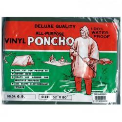 Poncho Nylon Para Lluvia...