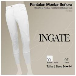 Pantalón Montar Señora Ingate