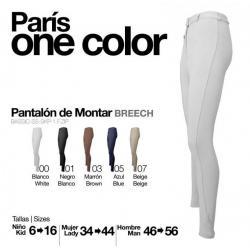 Pantalón París One-color