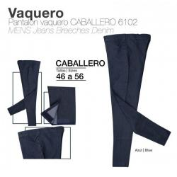 Pantalón Vaquero Caballero...