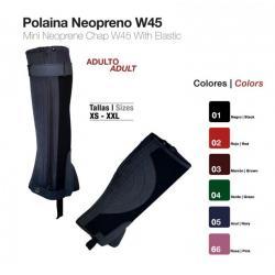Polaina Neopreno Adulto W45