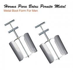 Horma Botas Pernito Metal Par