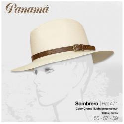 Gorro Sombrero Panamá Nº471