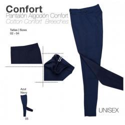 Pantalón Algodón Confort...
