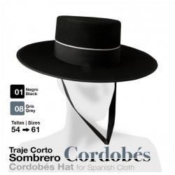 Traje Corto Sombrero Cordobés