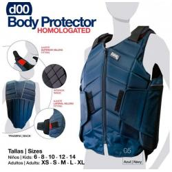 PROTECTOR BODY HOMOLOGADO...