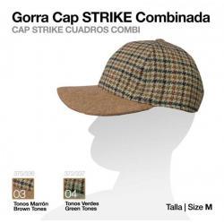 Gorra Cap Strike Combinada...