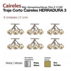 Traje Corto Caireles...