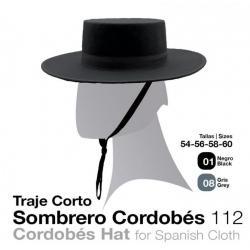 Traje Corto Sombrero...