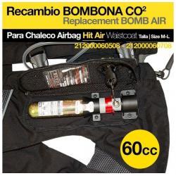 Chaleco Airbag Hit Air...