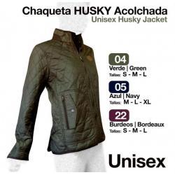 CHAQUETA HUSKY ACOLCHADA...