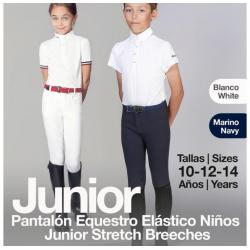 Pantalón Equestro Elástico...