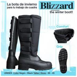 Bota Montar Invierno Blizzard