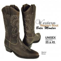 Bota Montar Western 7431...