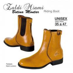 Botina Montar Zaldi Miami...