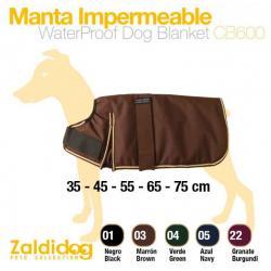 Perro Manta Impermeable...