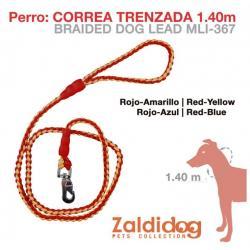 Perro Correa Trenzada...