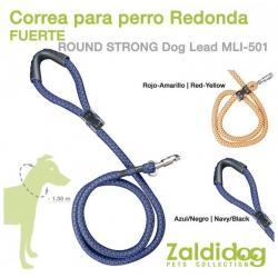 Perro Correa Redonda...
