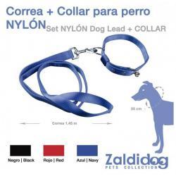 Perro Correa + Collar...
