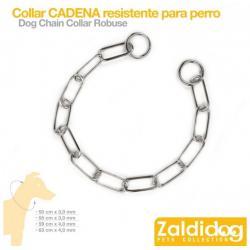 Perro Collar Cadena...