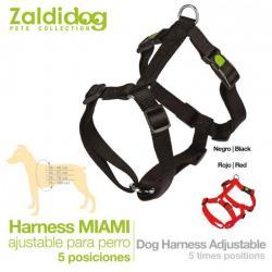 Perro Harness Miami 5-ajustes
