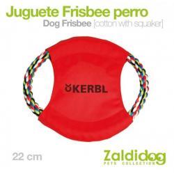 Perro Juguete Frisbee 22cm