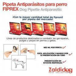 Perro Pipeta Antiparásitos...
