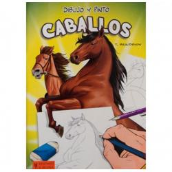 Libro: Dibujo Y Pinto...