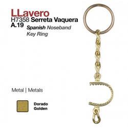 Llavero H7358 Serreta...