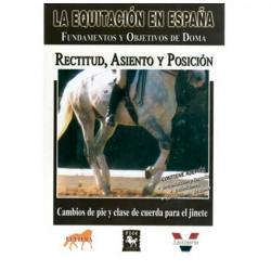 Dvd: Equitación/españa:...