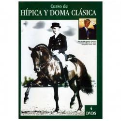 Dvd: Curso De Doma Clásica...