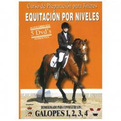 Dvd: Equitación Por...