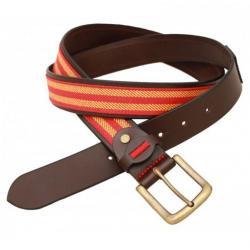 Cinturón Piel Manta...
