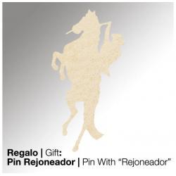 Regalo Pin Rejoneador