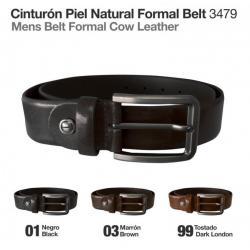 Cinturón Piel Natural...