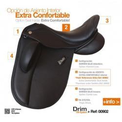 Asiento Extra Confortable...