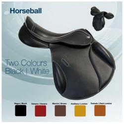 Silla Zaldi Horseball