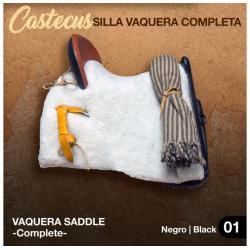 Silla Vaquera Castecus...