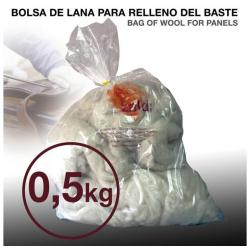 Bolsa Relleno De Lana Para...