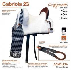 Silla Zaldi C. Cabriola 2g...