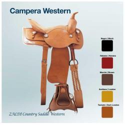 Silla Zaldi Campera Western