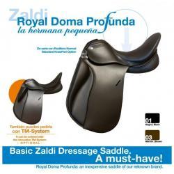 Silla Zaldi Doma Royal Doma...