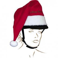 Recubre casco de Navidad