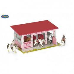 Box de moda para caballos PAPO