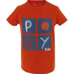 """Camiseta """"Pony Rider""""..."""