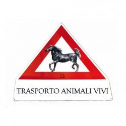 CARTEL TRASPORTO ANIMALI VIVI.
