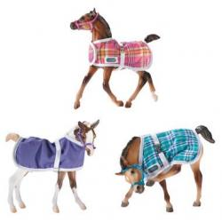 BREYER 2475 - FOAL BLANKET...