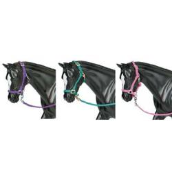 BREYER 2474 - NYLON HALTERS...